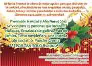 Pasapalos fiestas navideñas hallacas en maracaibo