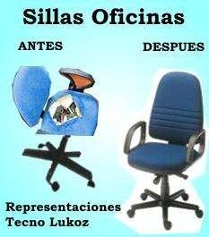 Sillas de oficina,reparación,servicio,tapizado, en Caracas ...
