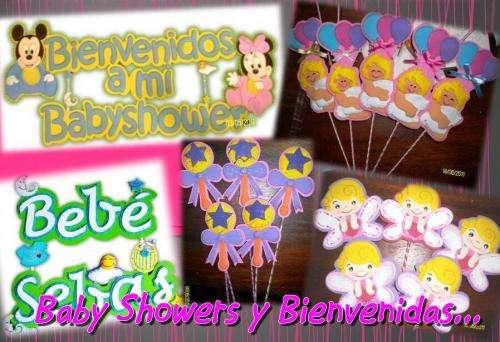 Cursos de foami para baby shower - Imagui