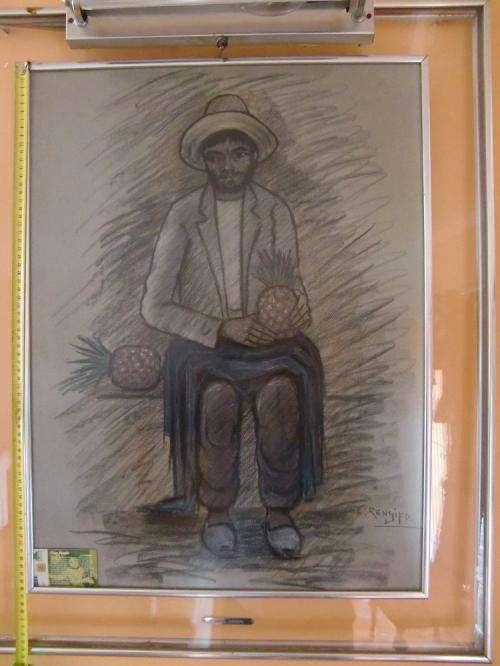 Cesar rengifo pastel de campesino con piñas