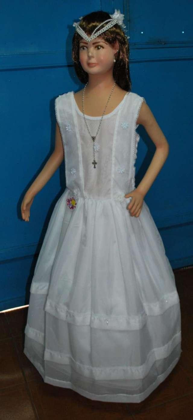 Vestidos de comunion y precios