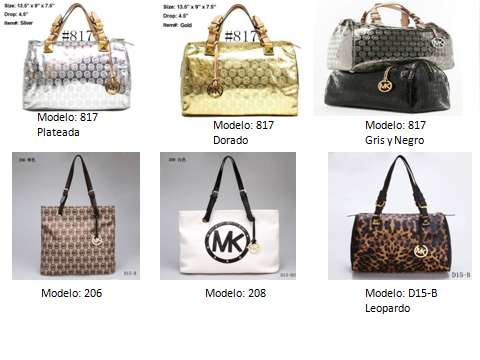 Fotos de Carteras mk (michael kors) al mayor! 3