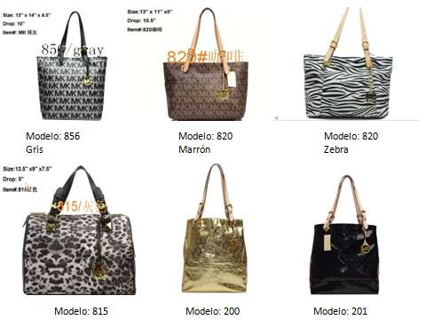 Fotos de Carteras mk (michael kors) al mayor! 2