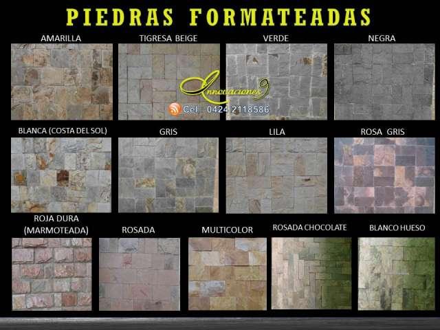 Piedras lajas mercadolibre venezuela share the knownledge - Lajas de piedra ...