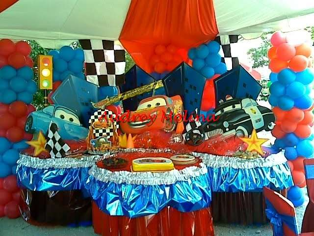 Adornos para fiestas infantiles - Imagui