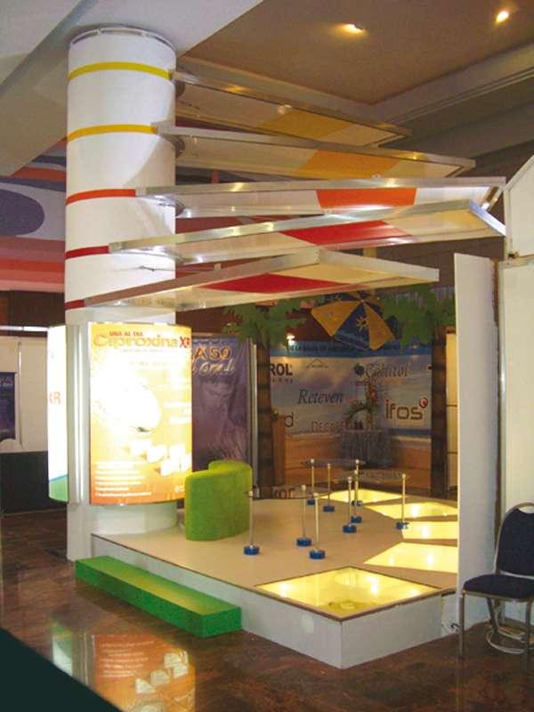 stand para exposiciones venezuela