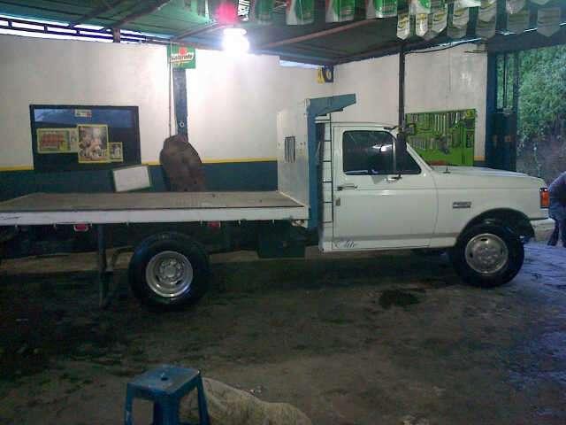 Camiones ford 350 en venta autos post for Camiones ford interior