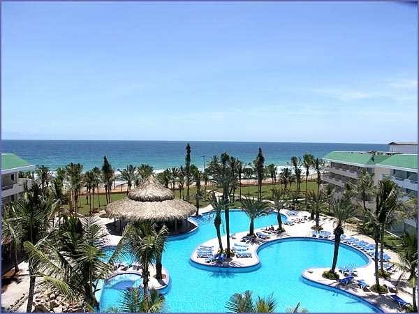 hotel costa caribe en margarita: