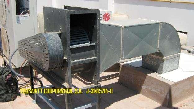 Extractor de cocina industrial olla de aluminio gigante y for Manual de cocina industrial
