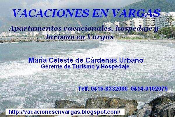 alquiler de apartamento vacacional en la guaira