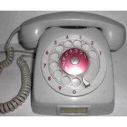 Teléfonos de disco cantv de los viejos de los años '70 - '80