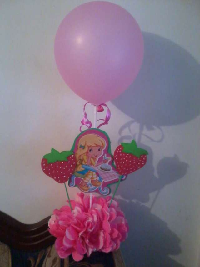 Centros de mesa de pocoyo para fiestas infantiles imagui for Mesas fiestas infantiles