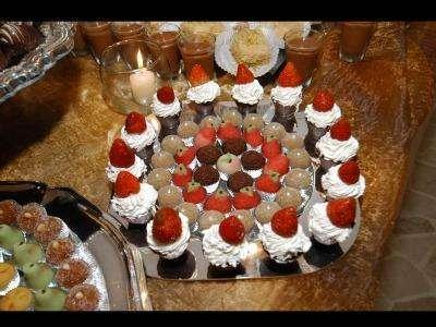 Refrigerios postres banquetes comida nacional e internacional pasapalos dulcesy postres