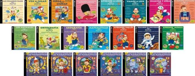 Programa educativo pipo colección completa en venta maracaibo