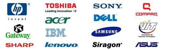 Resultado de imagen para marcas de laptops