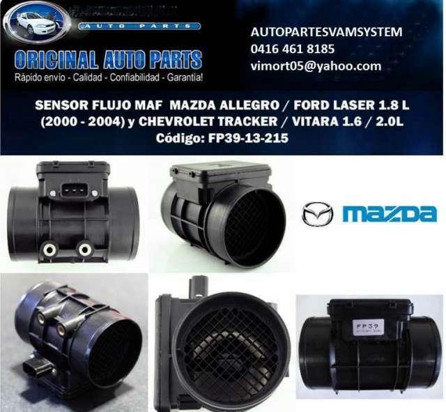 Sensor maf flujo de aire fp39 laser-allegro motor 1.8, tracker-vitara