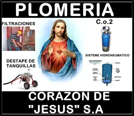 Plomeria corazon de jesus s.a rif.: j-7797530-2