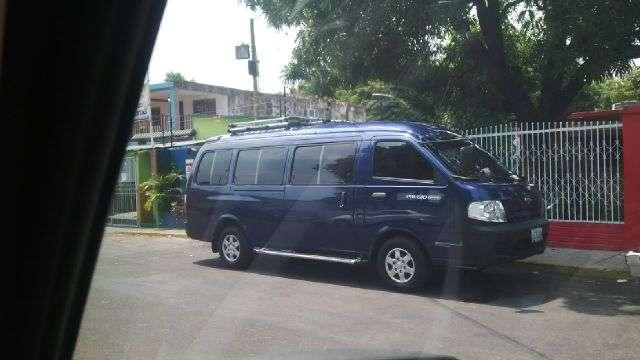 Servicios ejecutivo de vans