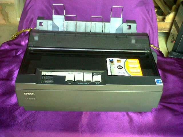 Impresora epson lx300 + ii