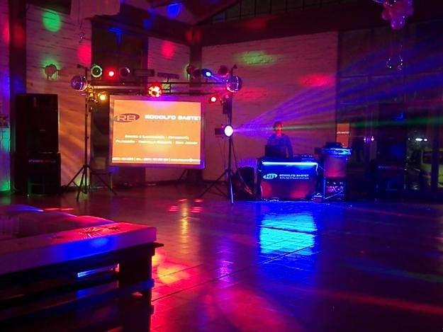 Alquiler sonido e iluminación , minitk y dj en maracaibo