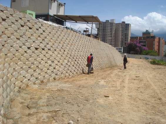 Fotos de Muros contencion, piedras, gaviones, concreto armado, ciclopeo, ecologicos y mas 1