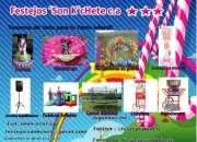 Agencia de Festejos Son Kchete decoracion en globos todo para tus fiestas