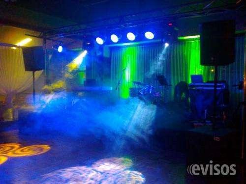 Alquiler completo de sonido ,dj,iluminaciòn y efectos maracaibo