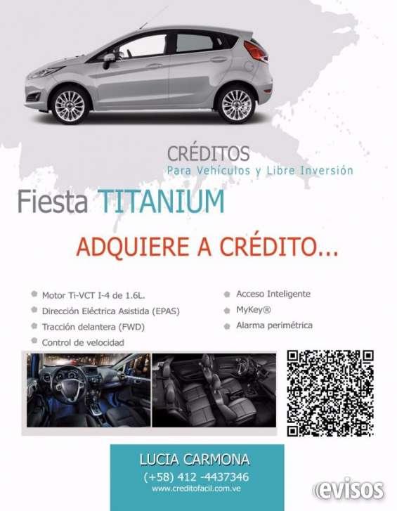 Empresa ofrece vehículos financiados!!