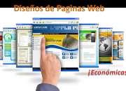 VENDO PÁGINAS WEB PARA TU NEGOCIO