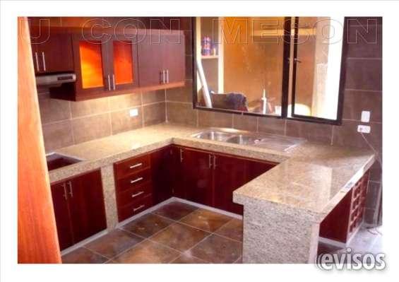 Cocinas empotradas y closets, kits de plaquetas de concreto ...