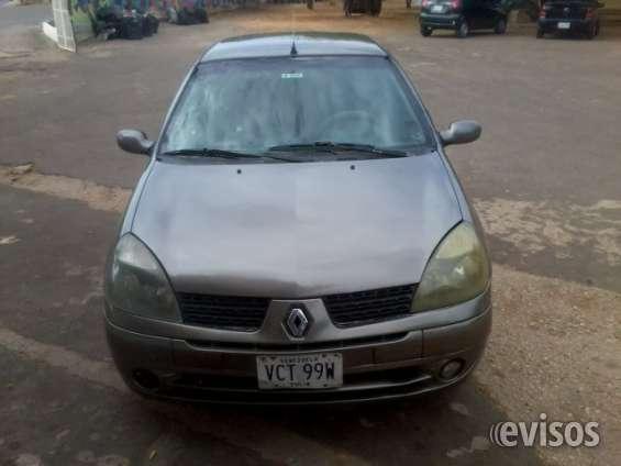 Renault clio versión especial 2007 sinc.