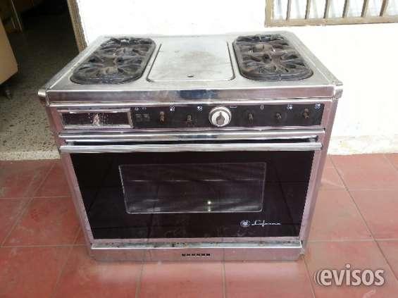Cocina luferca 5 hornillas