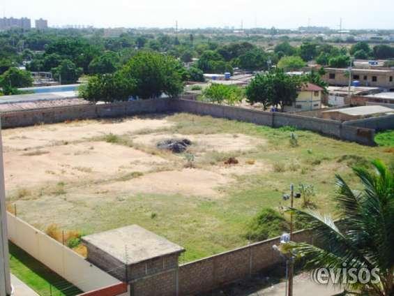 13-2848 terreno en venta en maracaibo, sector monte claro bajo