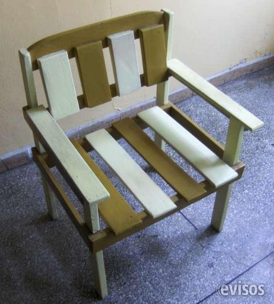 Juego de muebles de madera rústicos en San Diego, Venezuela - Muebles