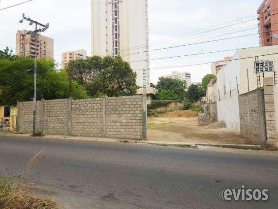 16-15978 terreno en venta en maracaibo, valle frio