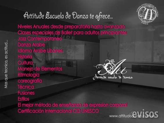 Academia de danza, attitude (san francisco)