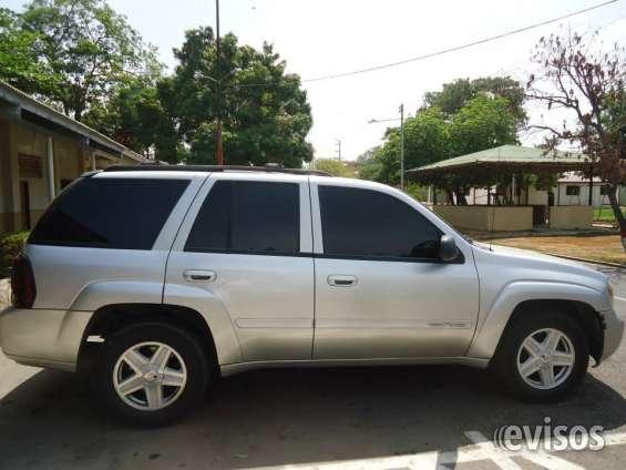 Inviroca vende bella camioneta trail blazer 2007 en cabimas