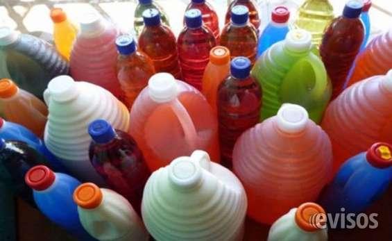 Venta de detergentes concentrados de aromas y jabones artesanales