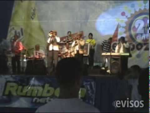 Antañona orquesta bailable maracaibo