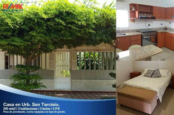 Casa venta maracaibo san tarcisio 13nov