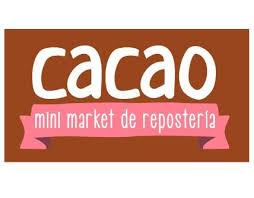 Cacao mini market de repostería