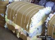 Algodon y poliester para almohadas,peluches y mun… segunda mano  Aragua