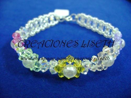d5aeaa34090c Venta de bisuteria fina de cristales swarovski con componentes de plata 925