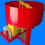 ponedora de bloques y mezcladora de cemento