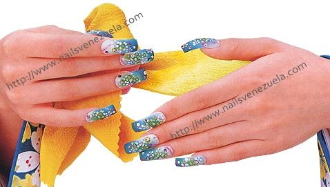 ::: decora uñas con fotos, artes, textos y/o cualquier diseño personalizado. oferta de maquina.