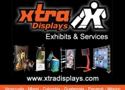 Venta de Stands y Displays portátiles para eventos