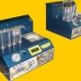 maquina limpieza inyectores (doble frecuencia ultrasonica) 10000Bsf nuevo modelo