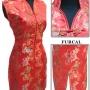 Vestido chino espectacular !!!!