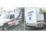 Fabricacion, alquiler y venta de  ambulancias