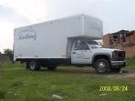 Transporte de carga y Mudanza a todo el Territorio Nacional.
